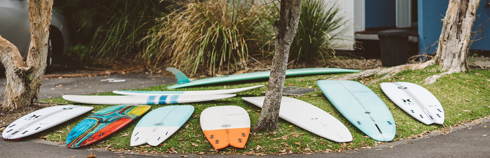 Global Surf Industries - Product Registration